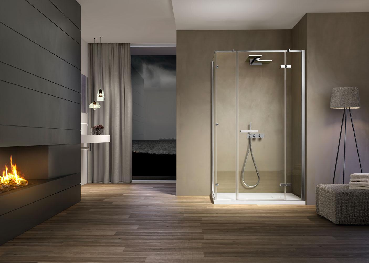 Box doccia con o senza profilo i criteri sulla scelta della cabina doccia - Box doccia senza telaio ...