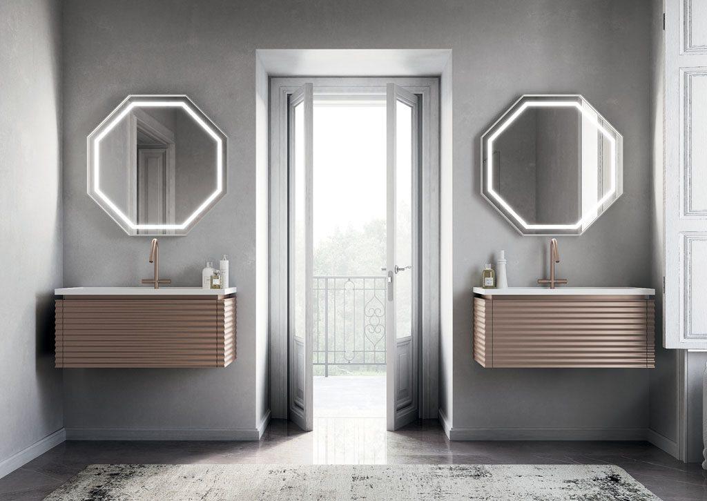 Doppio lavabo e altre soluzioni per non litigare - Ideagroup Blog