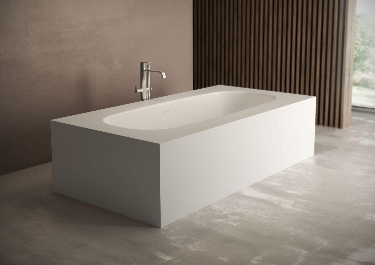 Vasca Da Bagno Dimensioni Minime : Come scegliere la vasca da bagno ideagroup