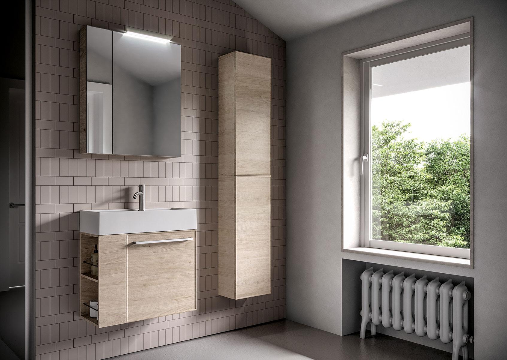 Arredo Bagno Design Piccolo : Una sola collezione infiniti stili il design versatile di form