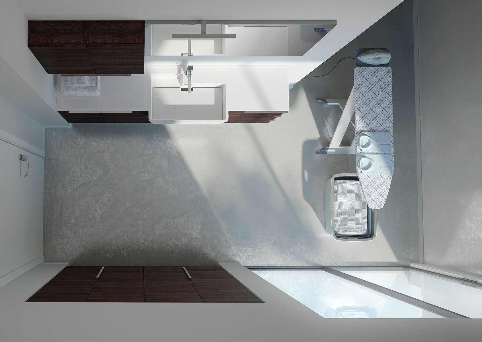 Armadio A Muro Bagno.Gli Accessori Irrinunciabili Per Un Bagno Lavanderia Ideagroup Blog