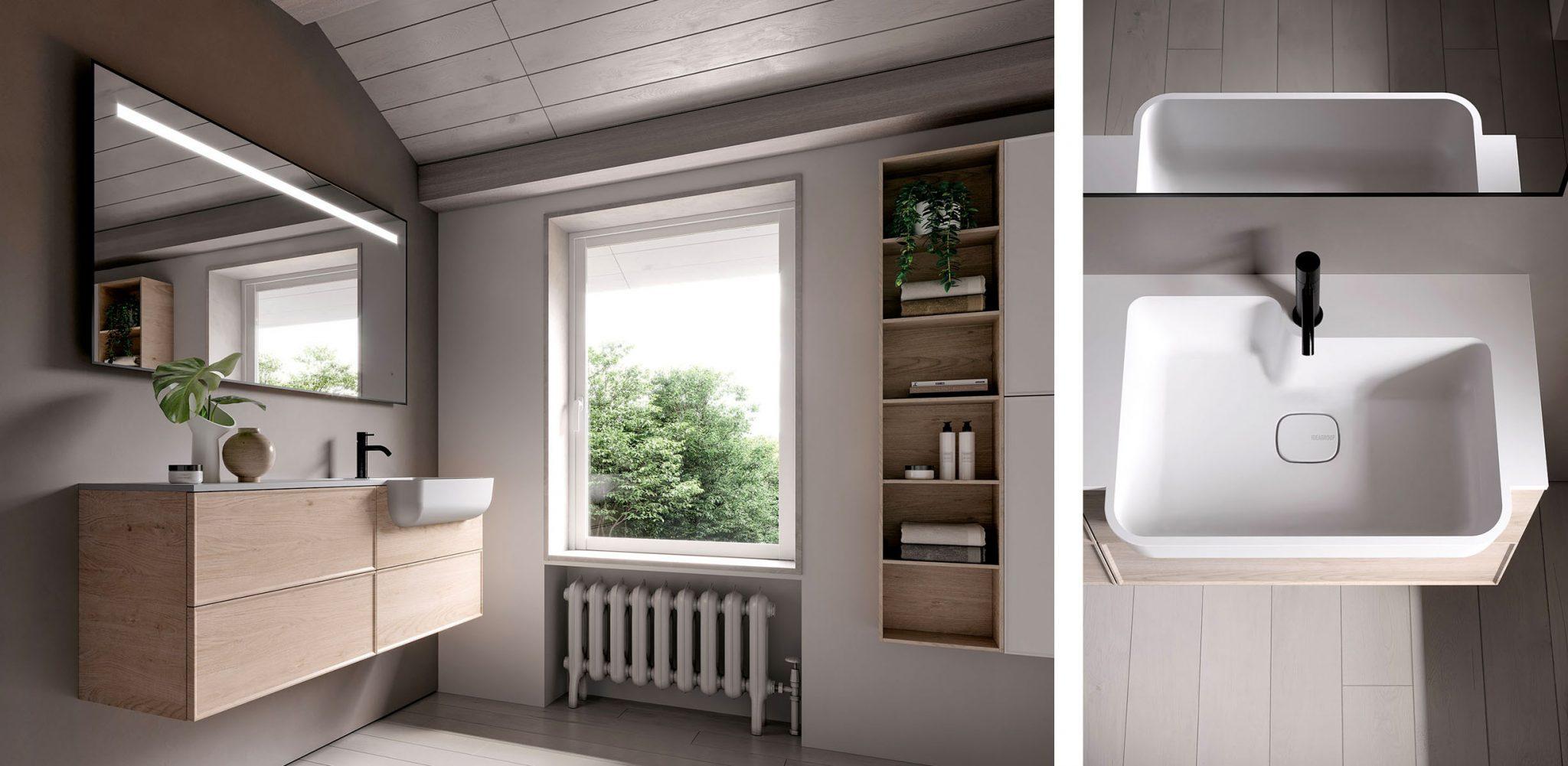 Rinnovare il bagno: idee da copiare - Pianeta Design