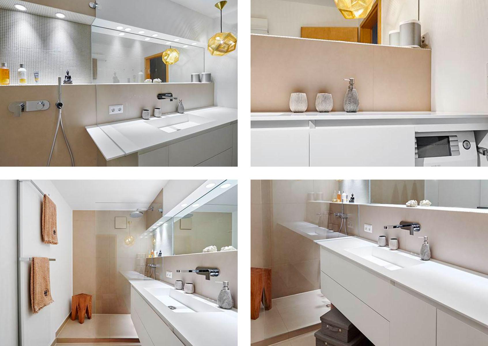 Bagno Piccolo Di Design : Come rinnovare o ristrutturare un bagno piccolo ideagroup
