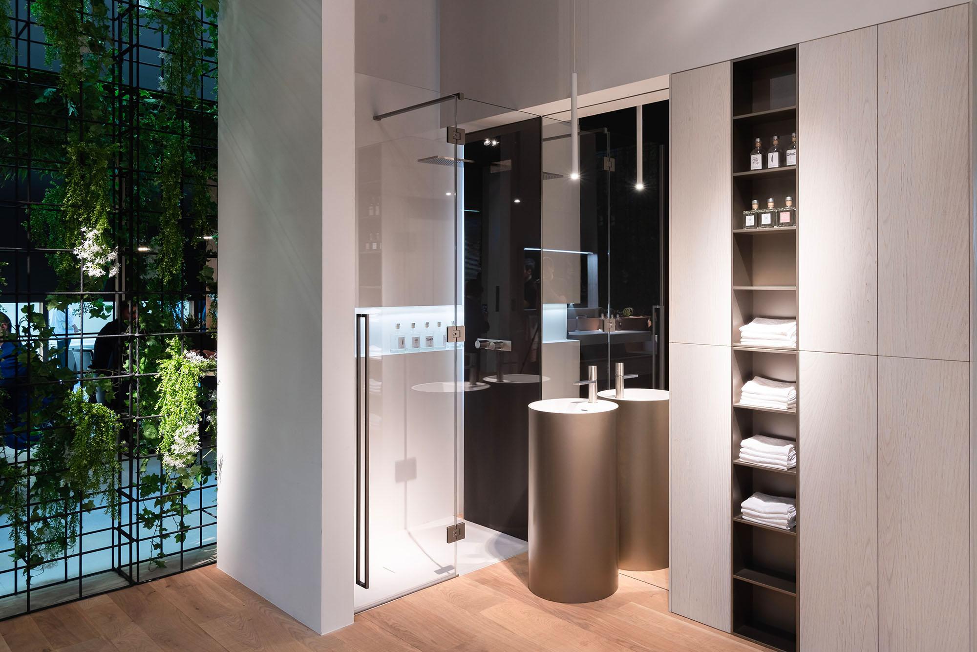Pareti Bordeaux E Beige : Come scegliere il colore delle pareti del bagno ideagroup blog