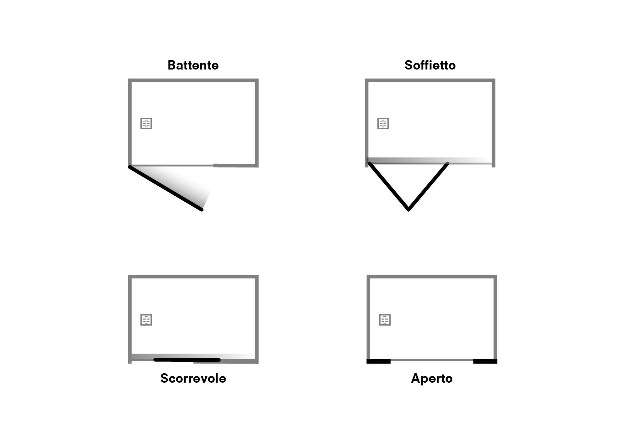 Piatto Doccia Misure Minime.Box Doccia Salvaspazio Piu Adatti Per Bagni Piccoli Ideagroup Blog