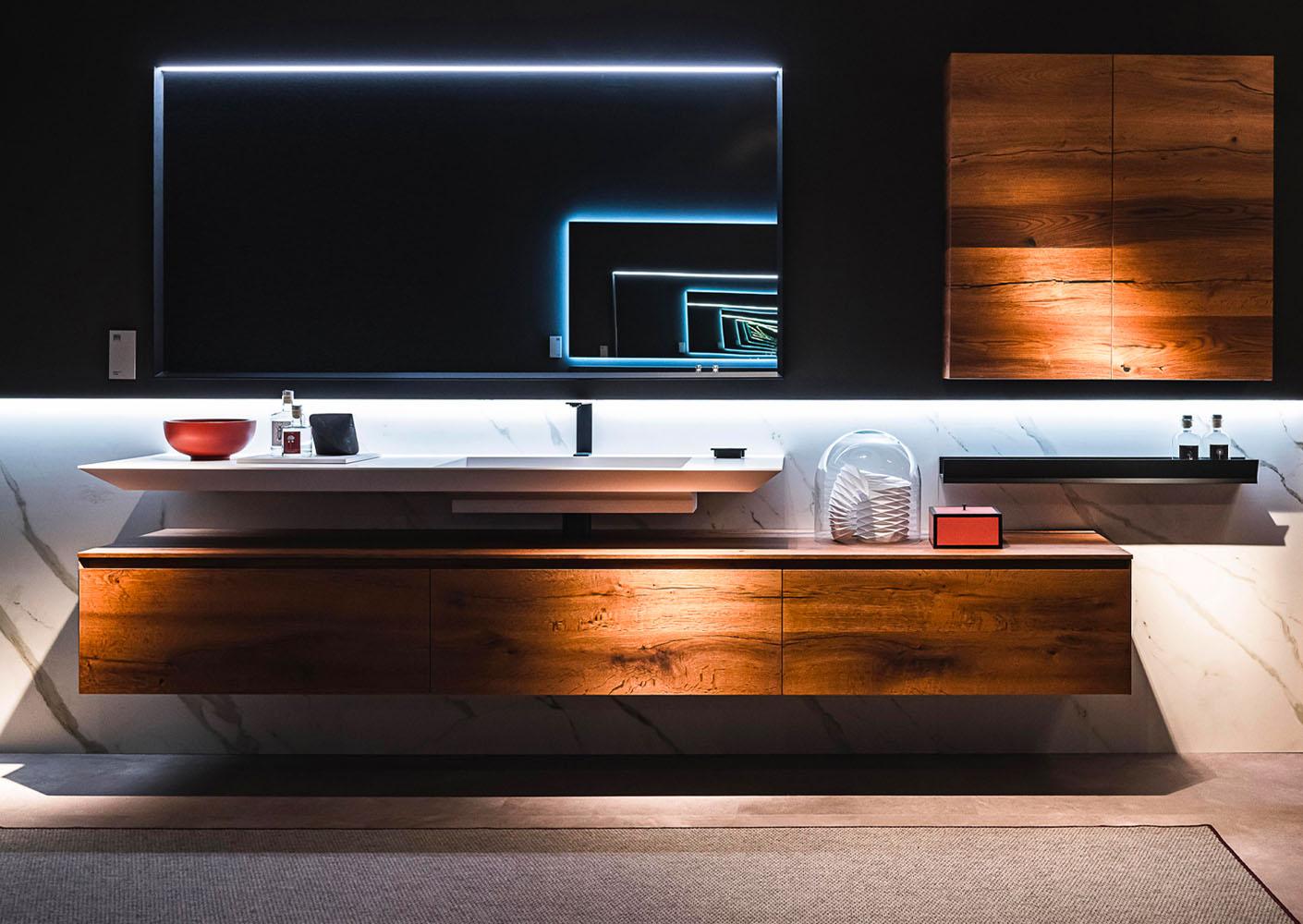 Viva il legno, anche nei mobili bagno - Ideagroup Blog