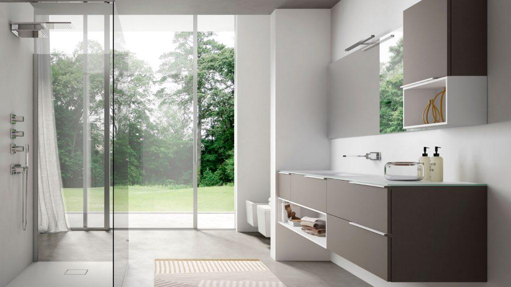 My time mobili per bagno moderno e contemporaneo ideagroup - Accessori per casa moderna ...