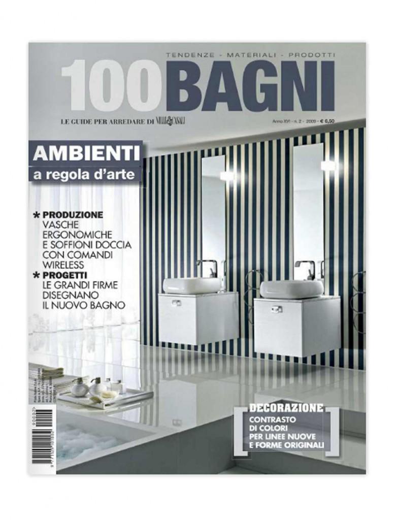 Arredo bagno moderno su 100bagni for Aziende arredo bagno