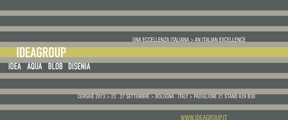 Ideagroup al Cersaie 2013