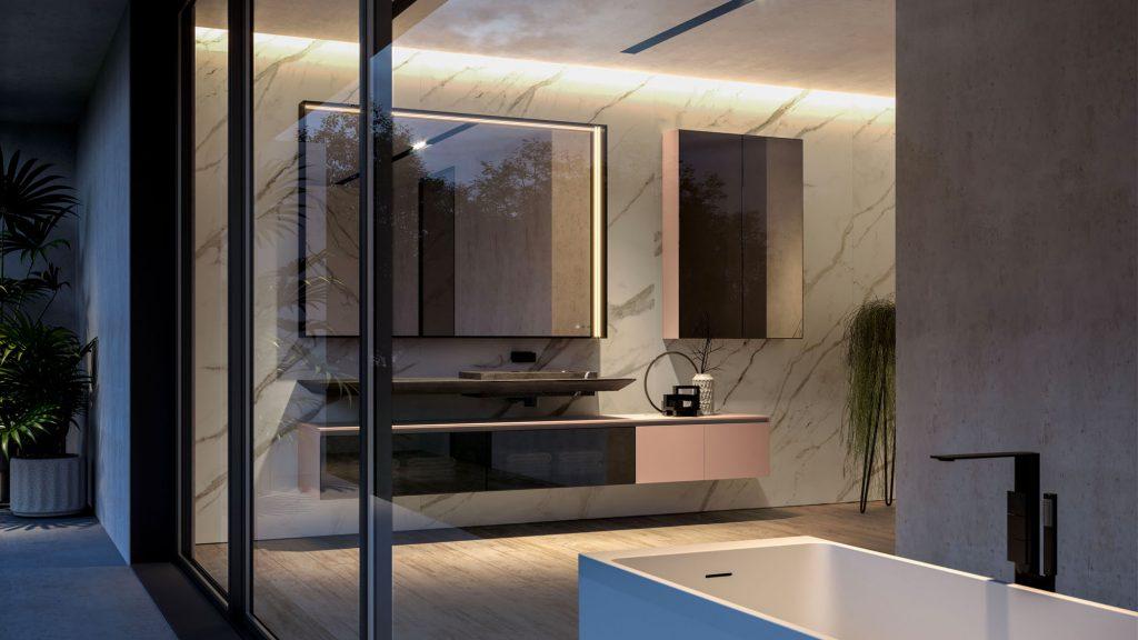Cubik mobili da bagno moderni