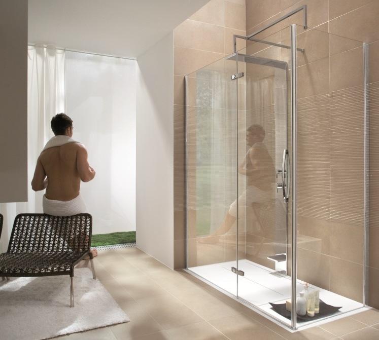 Scegliere la cabina doccia o il box doccia giusto