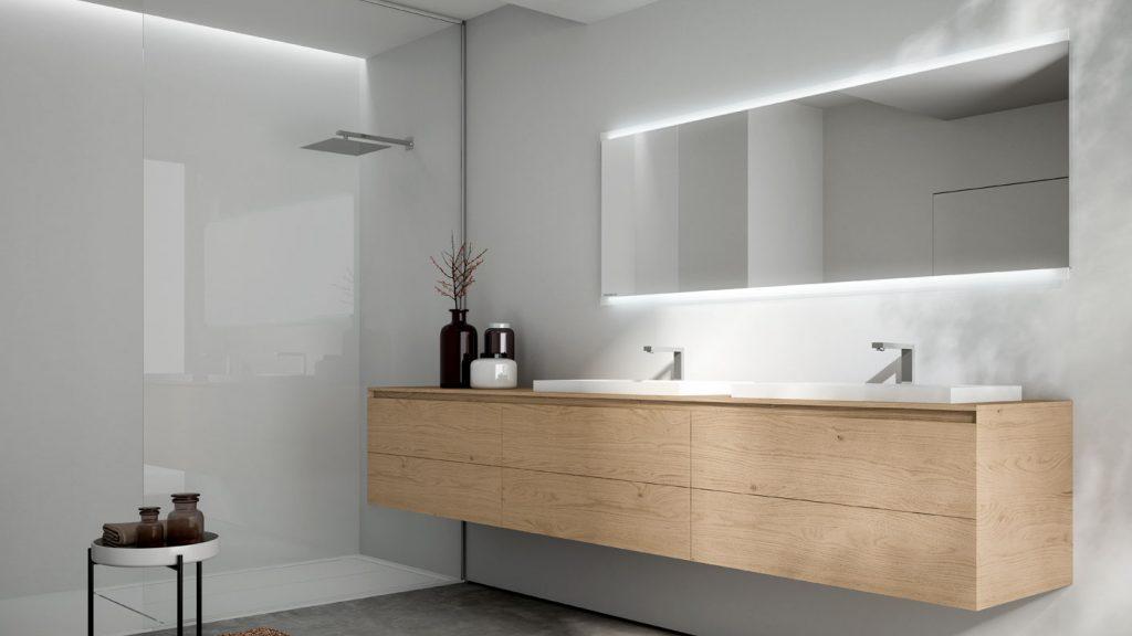 Cubik: mobili da bagno moderni per arredo bagno di design - Ideagroup