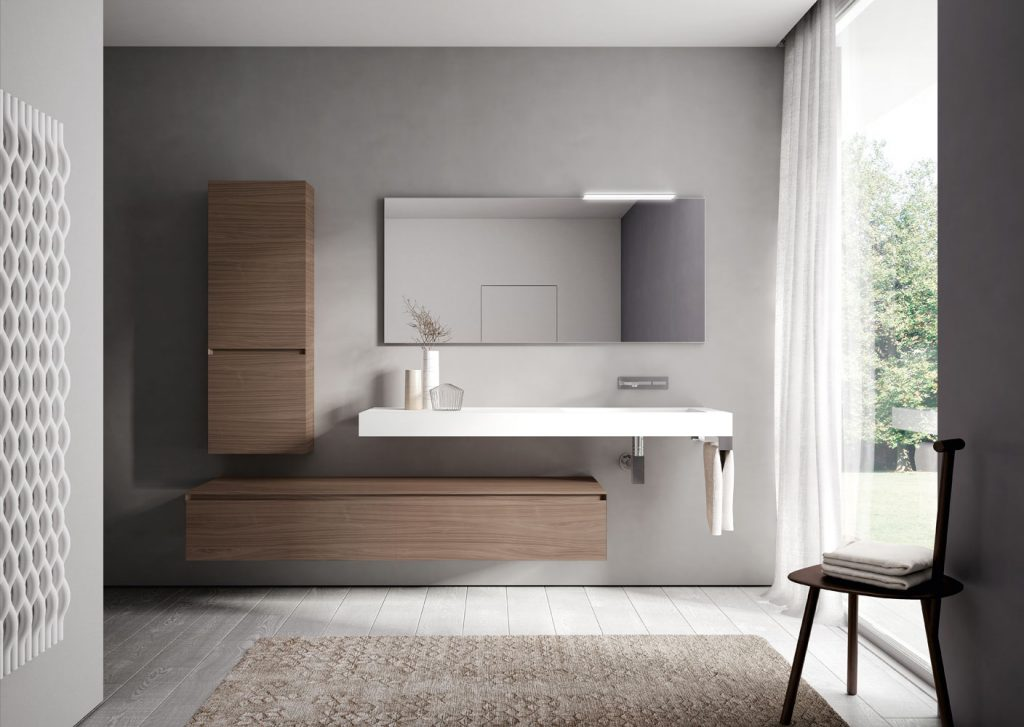 Cubik mobili da bagno moderni per arredo bagno di design for Riviste arredamento on line gratis