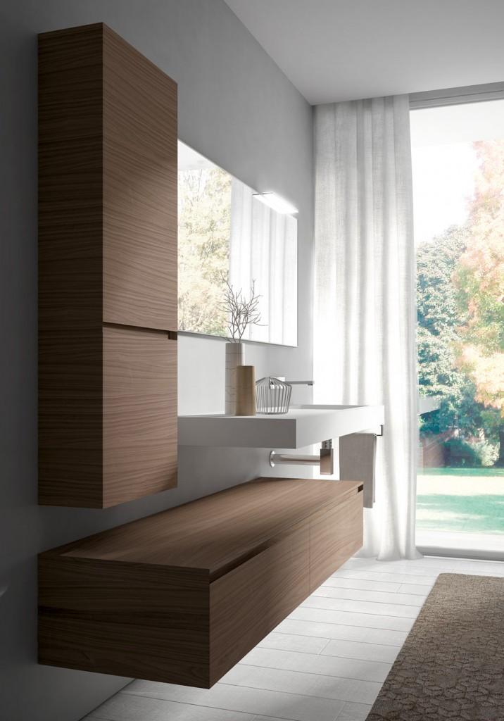 Cubik mobili da bagno moderni per arredo bagno di design for Componenti d arredo moderni