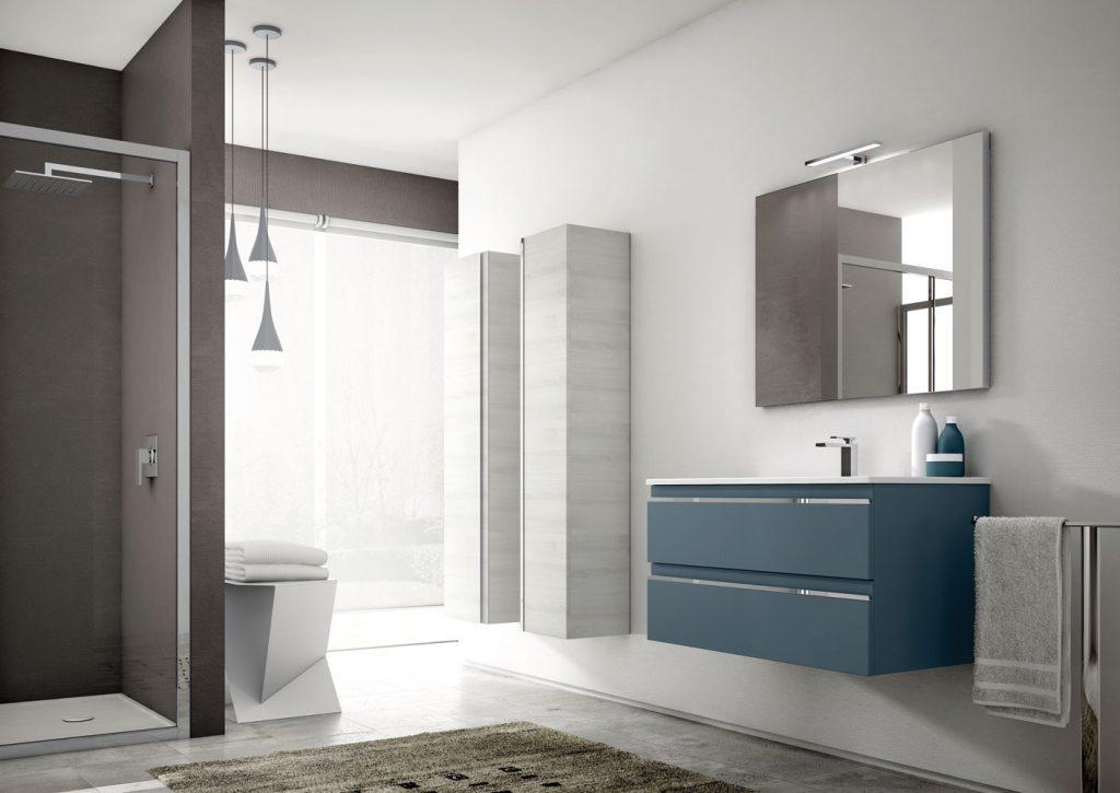 Mistral: mobiletti bagno per arredo bagno modulare ideagroup