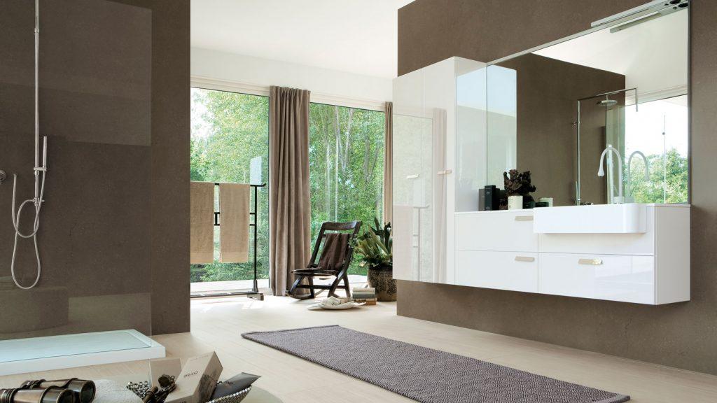 My fly evo arredobagno moderno mobili e accessori bagno - Idea accessori bagno ...