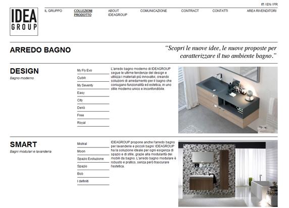 Ideagroup si rifà il look: online il nuovo sito