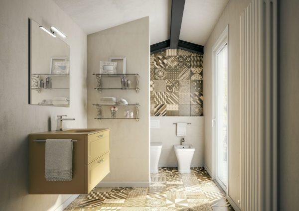 mobili per arredo bagno moderno Dressy