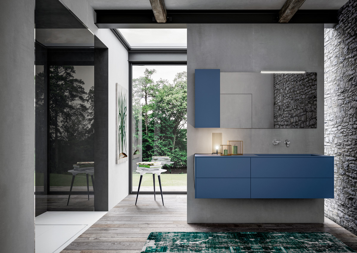 Design Bagno 2015 : Bagni moderni design e all insegna del benessere
