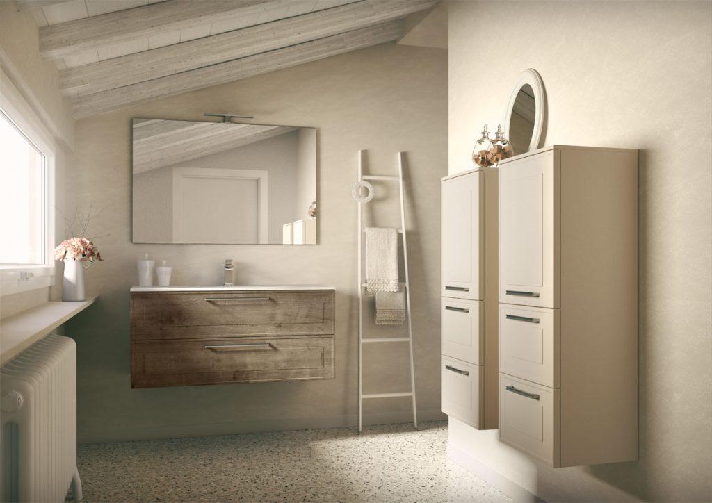 Dressy elegante e contemporaneo ideagroup - Arredo bagno contemporaneo ...