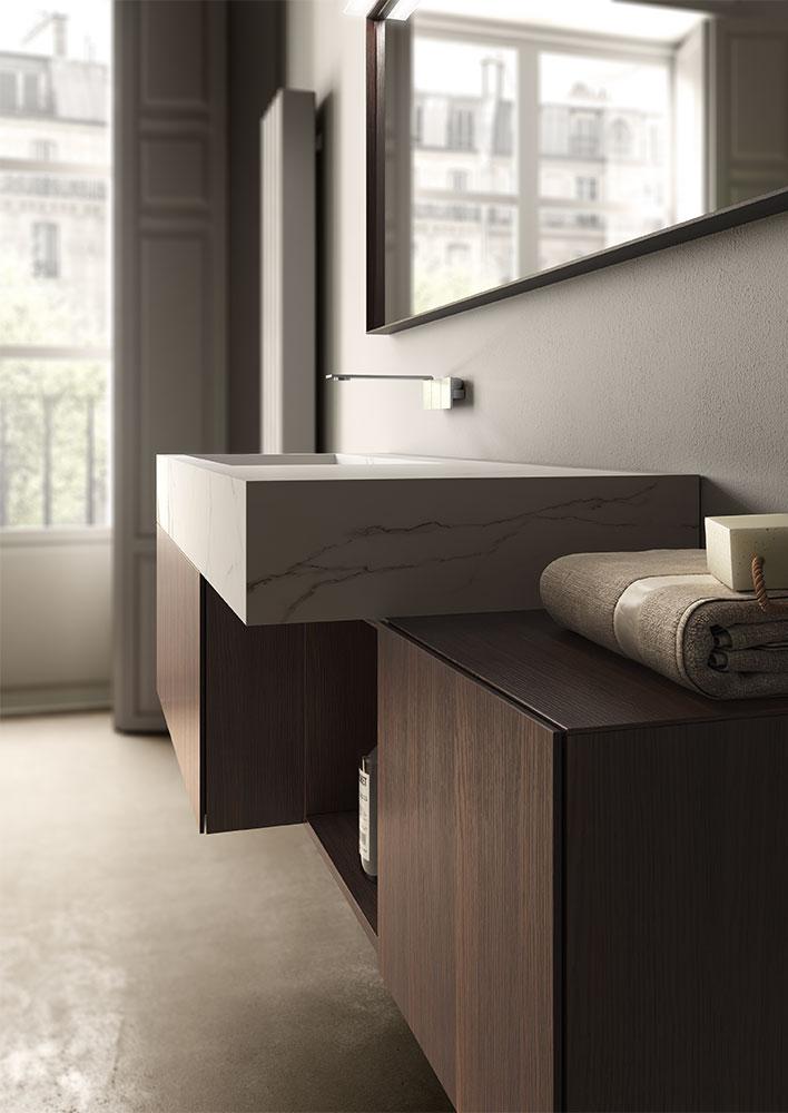 Dogma mobili bagno moderni per bagni di lusso ideagroup - Mobili bagno di lusso ...