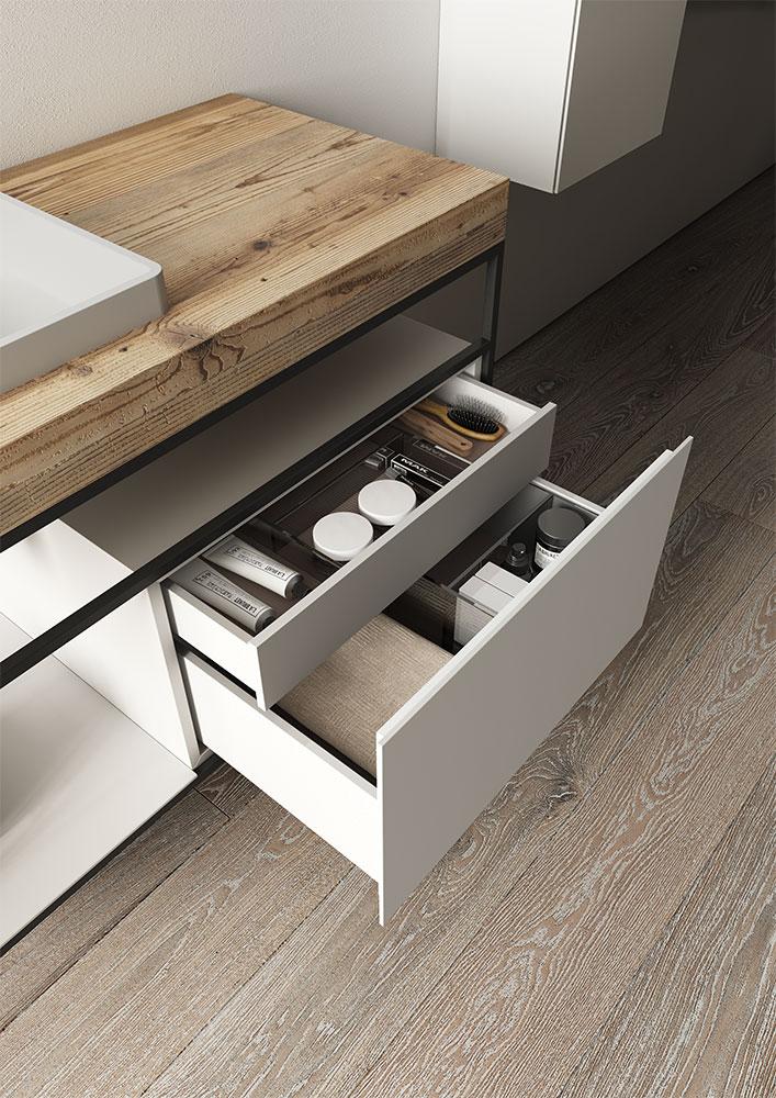 Dogma mobili bagno moderni per bagni di lusso ideagroup - Aqua mobili bagno ...