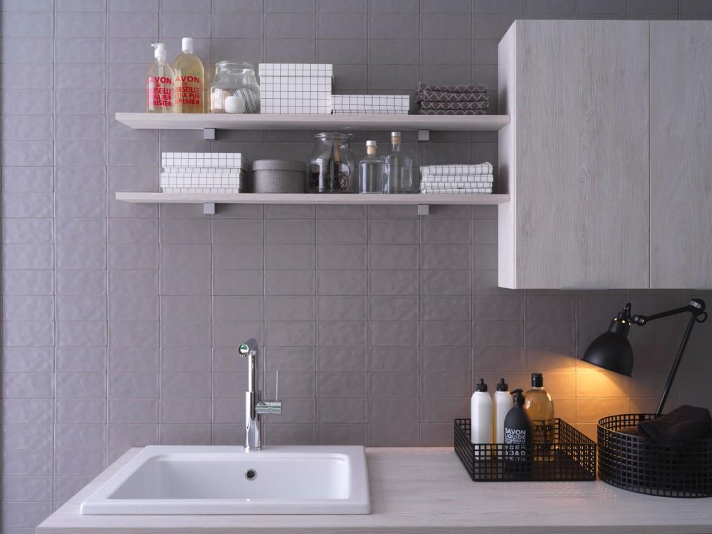 kandy: arredo bagno lavanderia, mobili per lavatrice e asciugatrice
