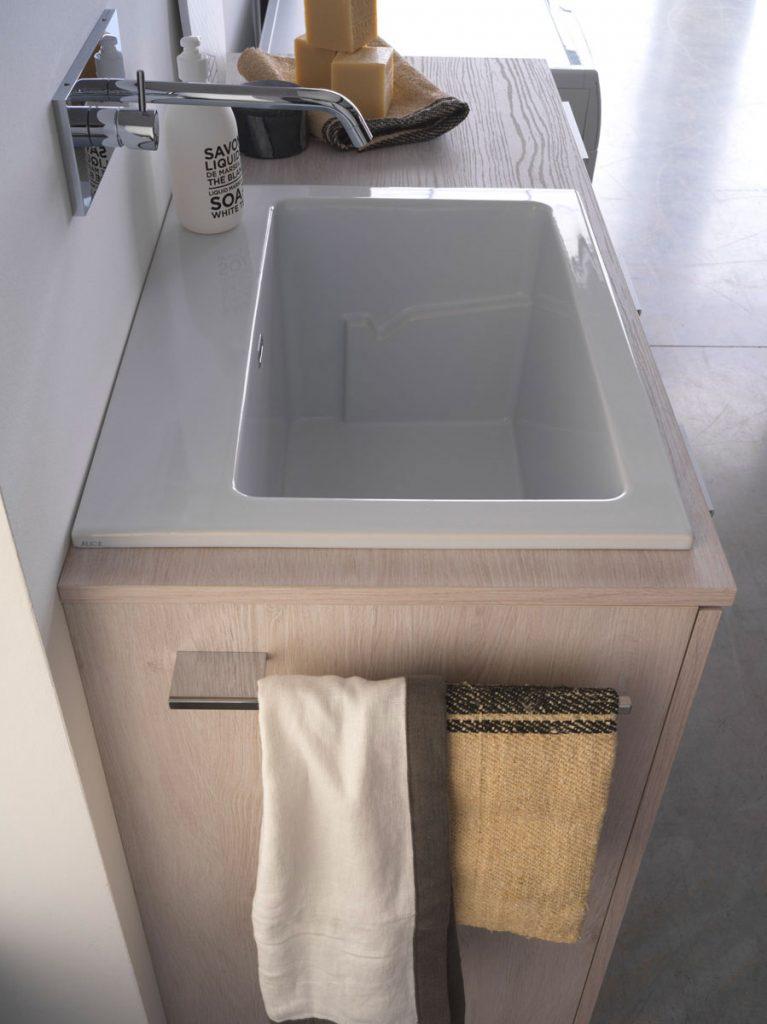 Kandy Arredo Bagno Lavanderia Mobili Per Lavatrice E Asciugatrice