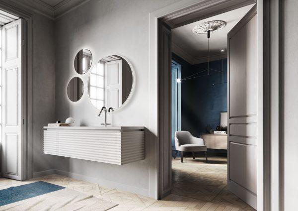 Atelier mobili bagno moderni per bagni eleganti ideagroup