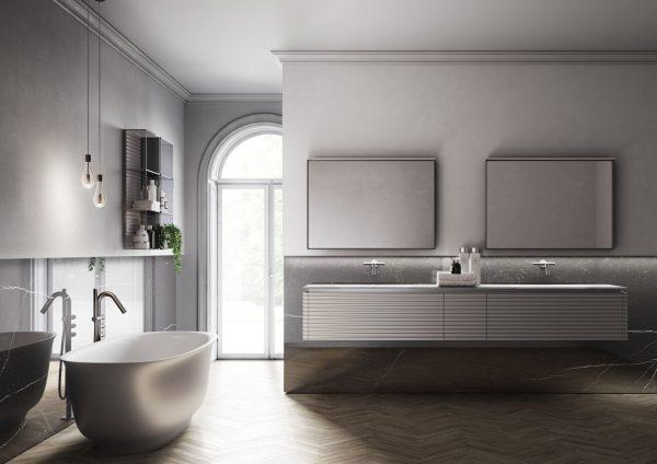 mobili bagno moderno Dolcevita