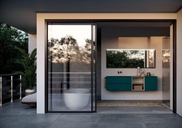 mobili bagno a terra Form