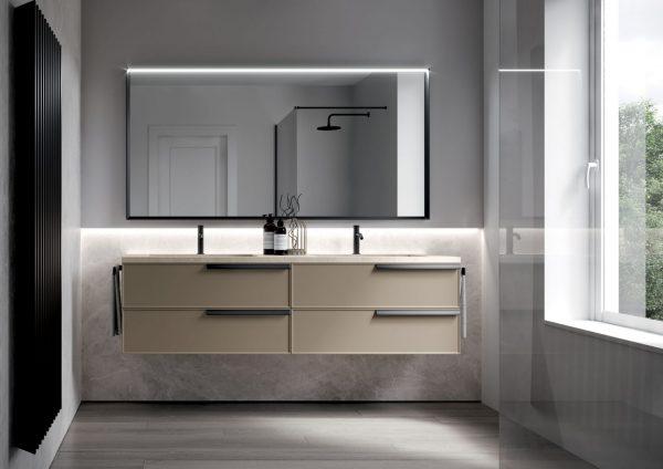 Moderno: mobili arredo bagno per bagni moderni – Ideagroup