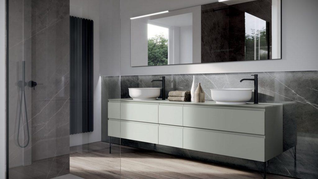 Ideagroup arredo bagno mobili bagno moderni e lavanderia for Mobili arredo bagno moderni on line